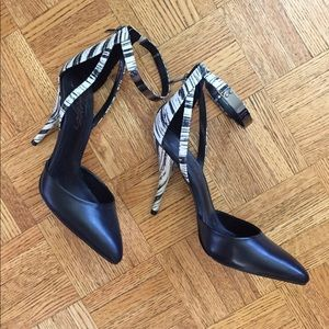 Fergie pumps, sz 9. Unique!!!